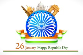 Chief guest on Republic Day of India